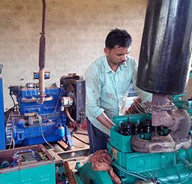 Biomass Gasification Piloting