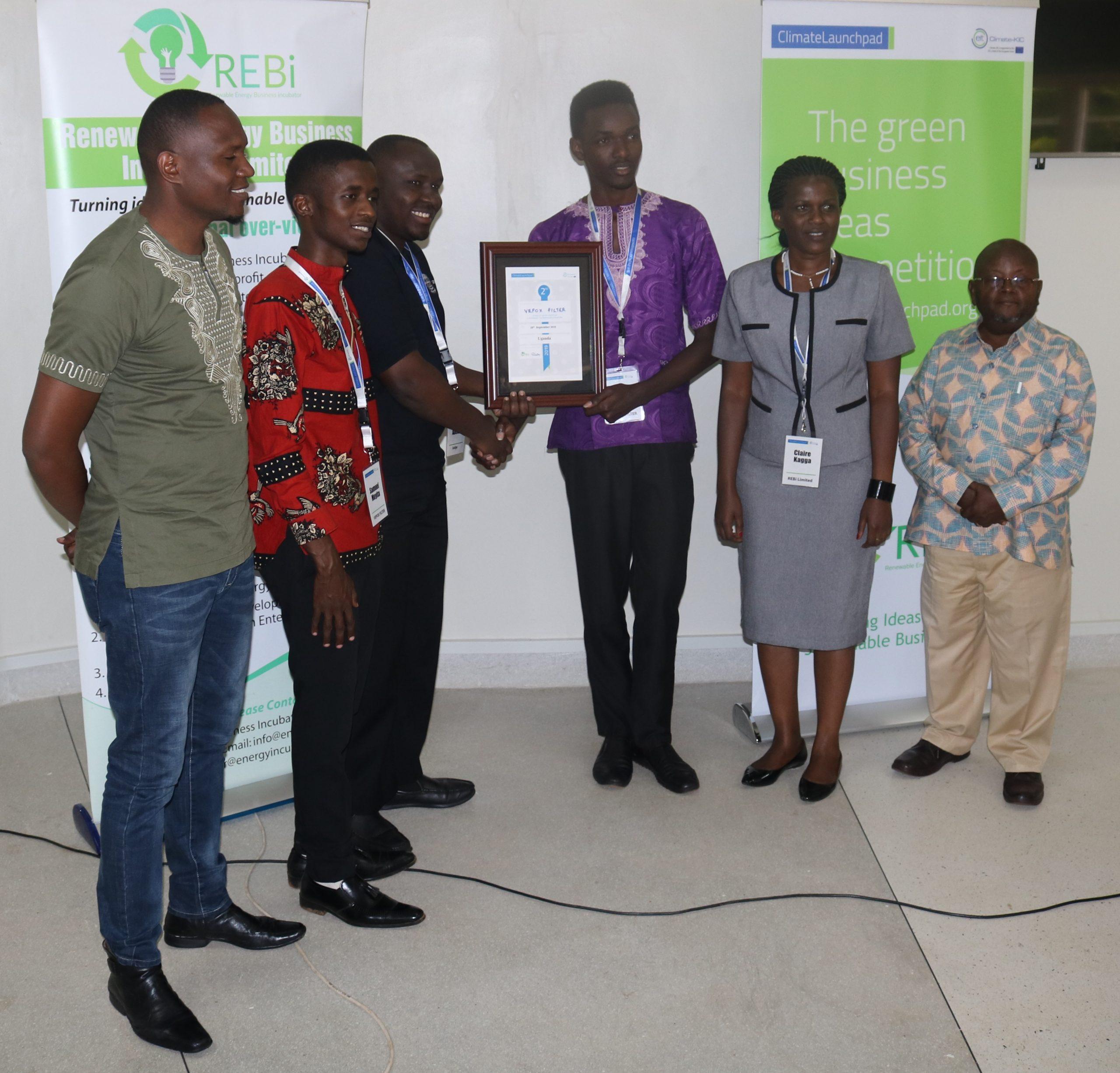 Climate Launchpad Competition Uganda 2019